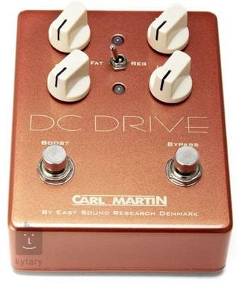 CARL MARTIN DC Drive Kytarový efekt