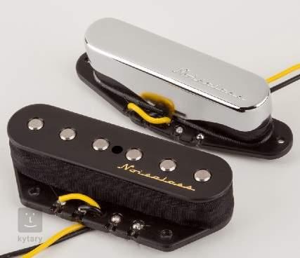 FENDER Vintage Noiseless Tele Set Set snímačů pro elektrickou kytaru