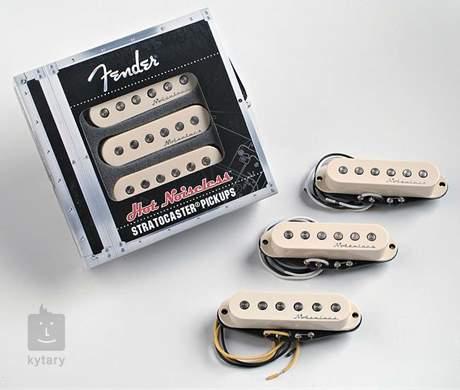 FENDER Hot Noiseless Stratocaster Pickups Set Set snímačů pro elektrickou kytaru