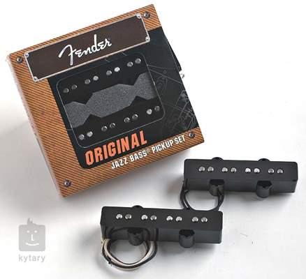 FENDER Original Jazz Bass Pickups Set Set snímačů pro elektrickou baskytaru