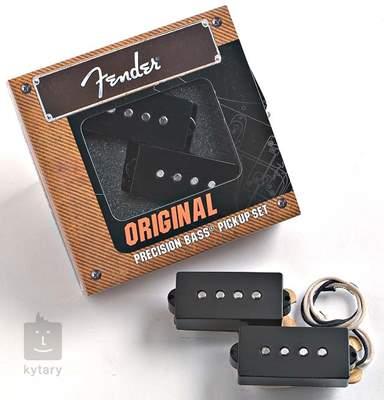 FENDER Precision Bass Pickups Original Vintage Design Snímač pro elektrickou baskytaru