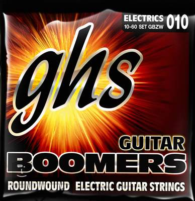 GHS GBZW Struny pro elektrickou kytaru
