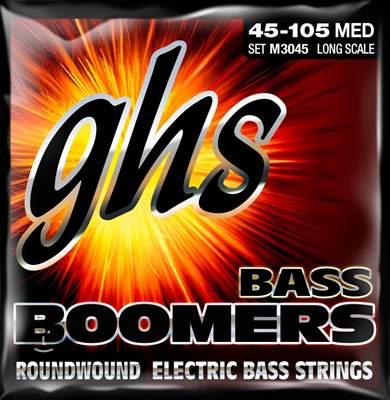 GHS M3045 Struny pro baskytaru