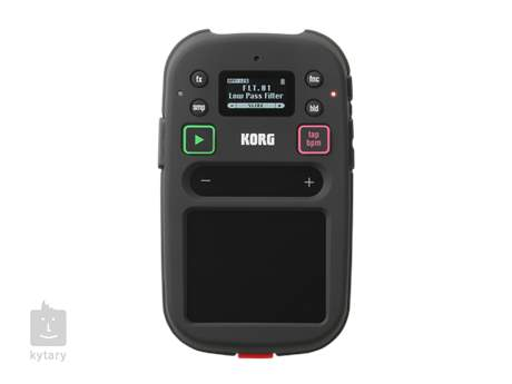 KORG MINI KAOSS PAD 2S Miniaturní efektový procesor