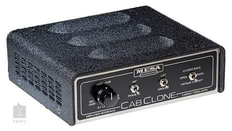 MESA BOOGIE Cabclone 8 Cabinet simulator/sluchátkový zesilovač
