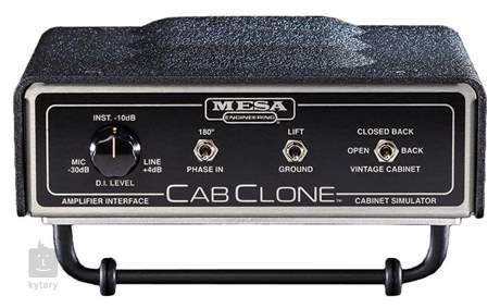 MESA BOOGIE Cabclone 16 Cabinet simulator/sluchátkový zesilovač