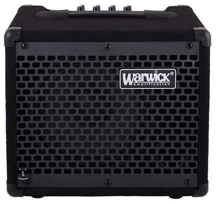 WARWICK BC 10 Baskytarové tranzistorové kombo