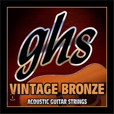 GHS VB VN-B Kovové struny pro akustickou kytaru