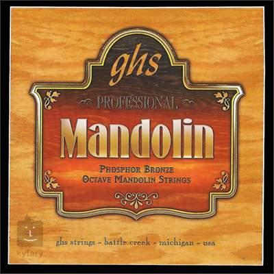 GHS PF285 Struny pro mandolínu