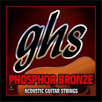GHS S315 Kovové struny pro akustickou kytaru