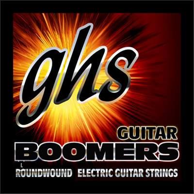 GHS GBCL Struny pro elektrickou kytaru
