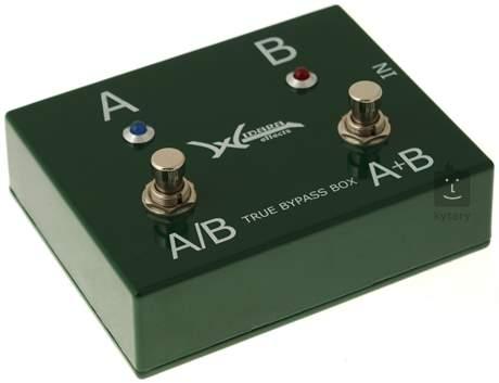 WIDARA AYB Box Green Signálový přepínač