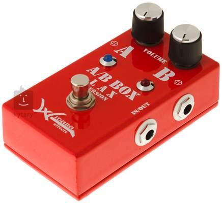 WIDARA ABLAX Red Signálový přepínač