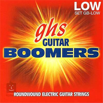 GHS GBZWLO Struny pro elektrickou kytaru