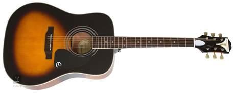 EPIPHONE PRO-1 PLUS ACOUSTIC VS Akustická kytara