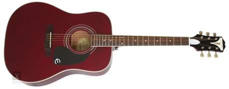EPIPHONE PRO-1 PLUS ACOUSTIC WR Akustická kytara