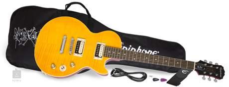EPIPHONE Slash AFD Les Paul Special-II Outfit Elektrická kytara
