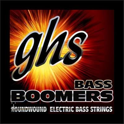 GHS 5M-C-DYB Struny pro pětistrunnou baskytaru