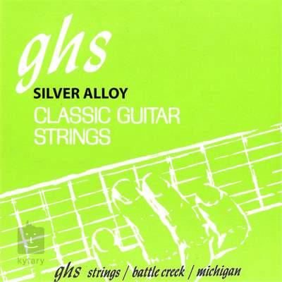 GHS 2050W Nylonové struny pro klasickou kytaru
