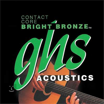 GHS CCBB20 Kovové struny pro akustickou kytaru