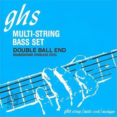 GHS 5L-DBB Struny pro pětistrunnou baskytaru