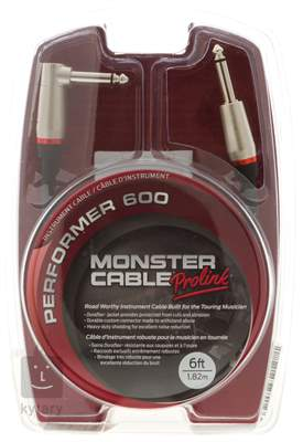 MONSTER P600-I-1.5A Propojovací kabel