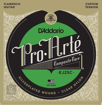 D'ADDARIO EJ25C Nylonové struny pro klasickou kytaru
