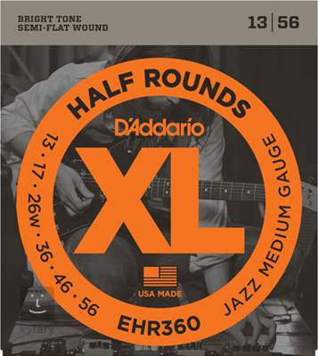 D'ADDARIO EHR360 Struny pro elektrickou kytaru