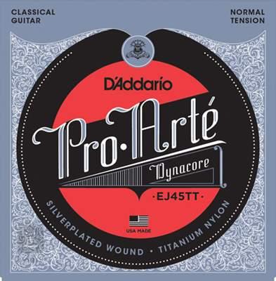 D'ADDARIO EJ45TT Nylonové struny pro klasickou kytaru