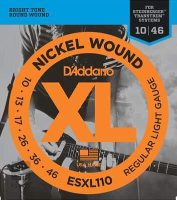 D'ADDARIO ESXL110 Struny pro elektrickou kytaru