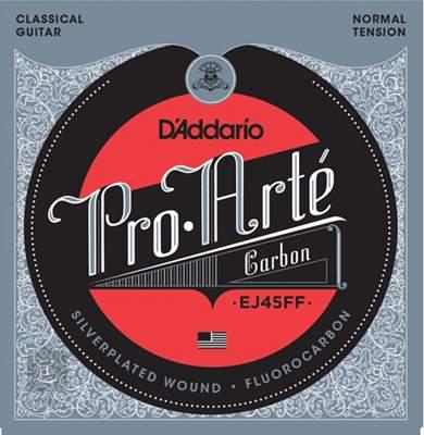 D'ADDARIO EJ45FF Nylonové struny pro klasickou kytaru