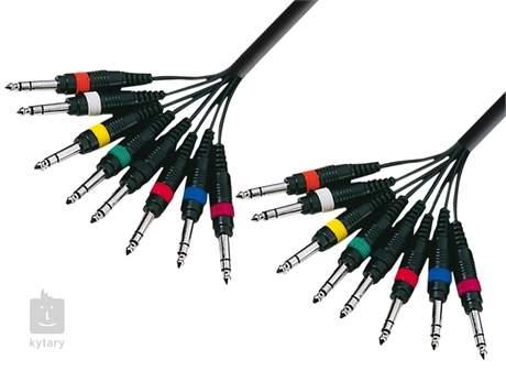 ADAM HALL K3L8VV0300 Multipárový kabel