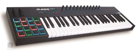 ALESIS VI49 (rozbalené) USB/MIDI keyboard