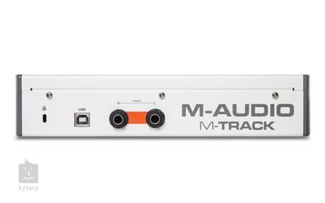 M-AUDIO M-Track mkII USB zvuková karta
