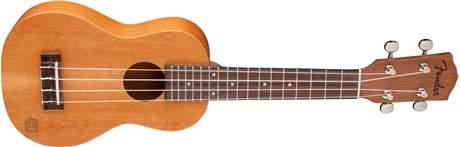 FENDER Pihaeu Soprano Akustické ukulele