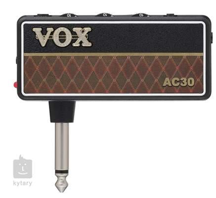 VOX AmPlug2 AC30 Kytarový sluchátkový zesilovač