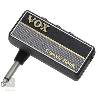 VOX AmPlug2 Classic Rock Kytarový sluchátkový zesilovač