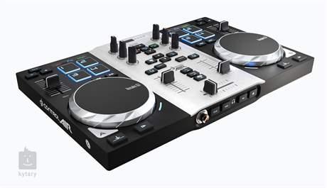 HERCULES DJ Air S DJ kontroler pro iPad