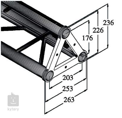 TRISYSTEM PST 3000 Stavební konstrukce