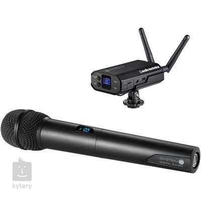AUDIO-TECHNICA ATW-1702 System 10 Bezdrátový reportážní set s mikrofonem