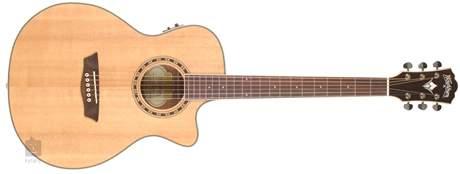 WASHBURN WF10SCE Elektroakustická kytara