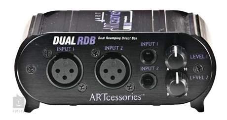 ART DUAL RDB DI Box