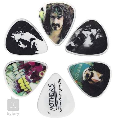 DUNLOP Frank Zappa ZAPPT02M Signature trsátka