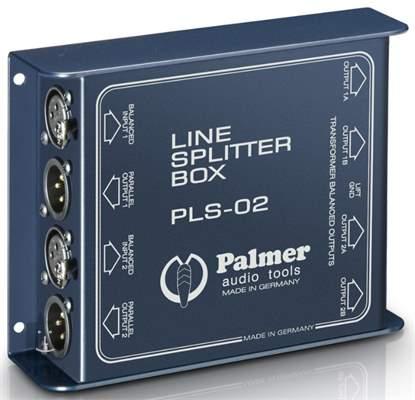 PALMER PLS-02 Line Splitter Rozbočovač linkového signálu