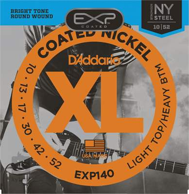 D'ADDARIO EXP140 Struny pro elektrickou kytaru