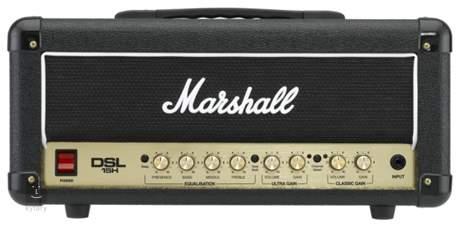 MARSHALL DSL15H Kytarový lampový zesilovač