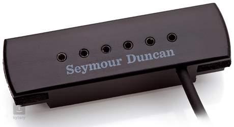 SEYMOUR DUNCAN WOODY XL BLK Snímač pro akustickou kytaru