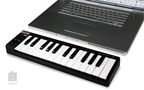 AKAI LPK 25 USB/MIDI keyboard