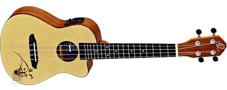 ORTEGA RU5CE Elektroakustické ukulele