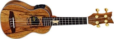 ORTEGA LIZARD-SO-GB Elektroakustické ukulele